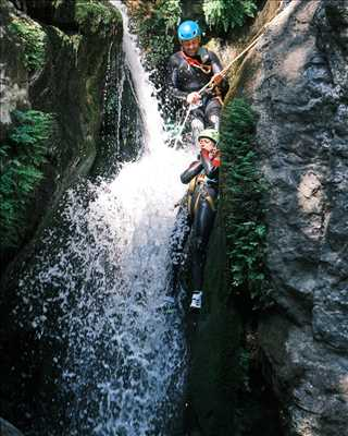Exemple Canyoning n°625 zone Corse par Nicolas