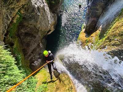 Exemple Canyoning n°629 zone Corse par Nicolas