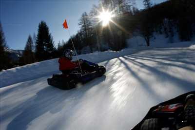 Photo Karting n°64 zone Hautes-Alpes par Philippe