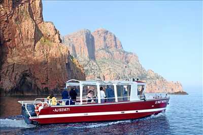 Photo Balade en bateau n°88 zone Corse par Philippe